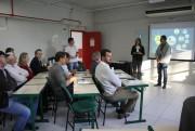 Iparque recebe secretários de obras e infraestrutura da região