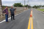 Obra de drenagem da rua Antônio Milanez é concluída em Nova Veneza