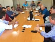 Prefeitos assinam transporte escolar para os municípios da ADR Criciúma