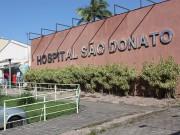 Pacientes aguardam até 5h para serem atendidos no São Donato
