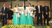 Soberanas da Festa do Colono de Maracajá são escolhidas