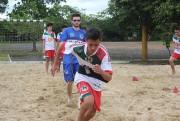 Satc e Maccari Football Center são parceiros na prática esportiva