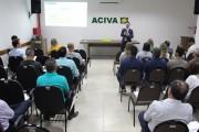 Palestra sobre o atual cenário econômico brasileiro