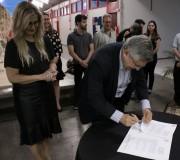 Unesc firma parceria com Fundação Catarinense de Cultura