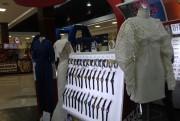 Exposição enaltece trabalho dos alunos de moda do Senai