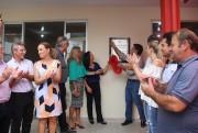 Afasc inaugura obras nos CEI's Maria José Nunes Pires Castelan e Irmã Emília