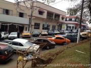 VI Encontro de Carros Antigos de Cocal do Sul no dia 12