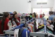 Bazar Solidário movimenta o sábado em Criciúma