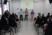 Equipe do DEI orienta diretoras sobre projeto macro
