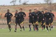 Jogadores terão uma semana de treinamentos no CT do Tigre