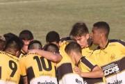 Sub-20 do Criciúma E.C. busca manter a liderança no Estadual