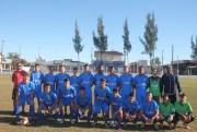 Escolinhas de Balneário Rincão participa do Regional da LUD