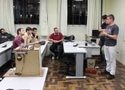 Acadêmicos apresentam projetos para problemas da indústria