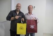 Presidente de equipe norte-americana visita o CT do Tigre
