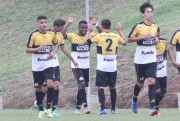 Criciúma Esporte Club bate o Figueirense no sub-17