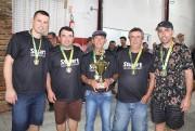 Stusrt conquista Municipal de Bocha de Maracajá