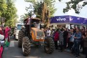 Mais de duas mil pessoas protestam no Centro de Içara