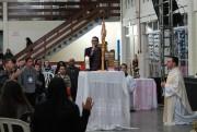 Maranathá reúne jovens no Santuário Diocesano de Caravaggio