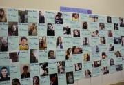 Aluna do Terceirão surpreende colegas com Mural da Saudade