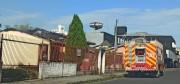 Corpo de Bombeiros atende ocorrência de incêndio em residência no Centro de Içara