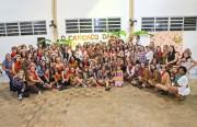 Içara em Movimento reúne 100 mulheres