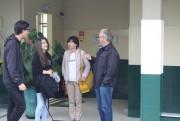 Intercambista italiana passa temporada em solo catarinense