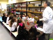 Infantil Satc aprende a fazer sabão caseiro sustentável