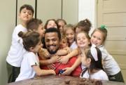 Uma escola que estimula valores desde a infância