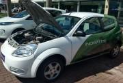 Satc apresenta Inowattis em evento sobre veículos elétricos