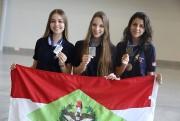 Alunos do Senac SC conquistam medalhas em competição nacional