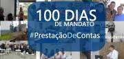 Silva presta contas dos 100 dias mandato no Poder Legislativo