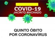 Secretaria de Saúde de Jacinto Machado confirma quinta morte por covid-19