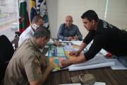 Polícia faz mapeamento para instalação de câmeras no Rincão