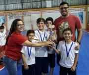 São Rafael domina xadrez no Joesi Sub-11