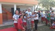 JOESI sub 12 inicia com competições de atletismo