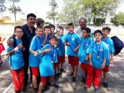 Joesi Sub-11 fecha segundo dia de competições