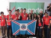 Xadrez e Karatê de Içara destacam na competição em Caçador