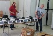 Urnas eletrônicas passam por auditoria em Içara