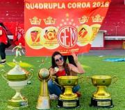 Jade Batista encerra gestão no Metropolitano