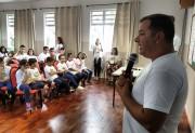 Lei de Jair Anastácio incentiva oficina sobre Meio Ambiente