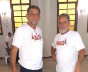 Jasti: dupla representa Içara em fase estadual na canastra