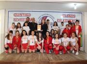 Com 210 pontos, Escola Quintino comemora conquista no Joesi