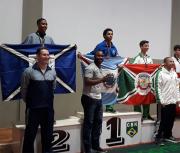 Joguinhos Abertos: Karatecas conquistam ouro e bronze