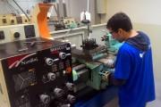 Jovens na indústria: Incentivo faz parte de projeto do Simec e Senai