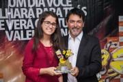 A enxadrista içarense Kathiê Goulart Librelato disputa troféu Craque da Galera