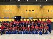 Resultado em Natal coloca karetecas de Içara na Seleção Brasileira