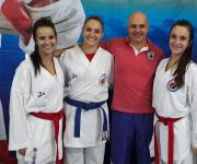 Karatê: Içara conquista três medalhas de ouro em Sul-americano