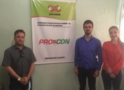 Içara participa de visita a novo diretor estadual do Procon