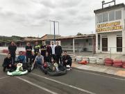KartSatc participa de sua primeira competição