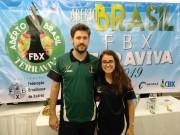 Kathiê Librelato conquista competição em Brasília